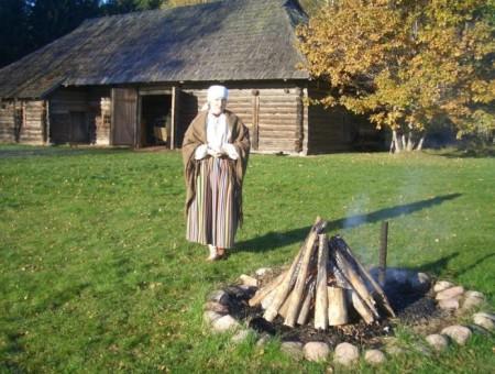 Пылваский крестьянский музей